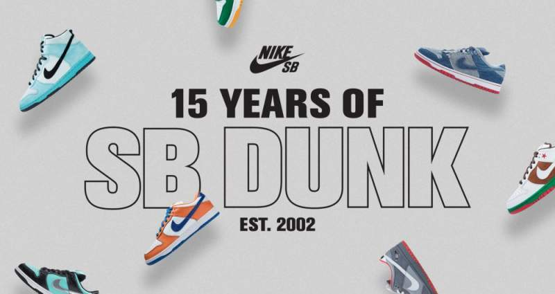 15 ans de Sb Dunk, un documentaire Nike Sb x Vice Sports
