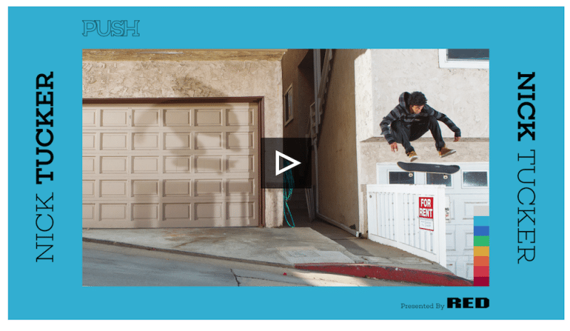 La Push Part de Nick Tucker I The Berrics