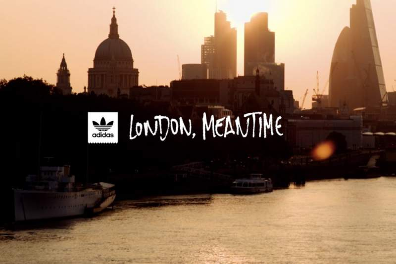 London meantime new video