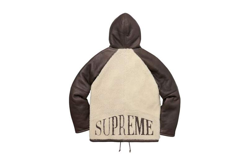 Collection SUPREME Fall Winter 2017